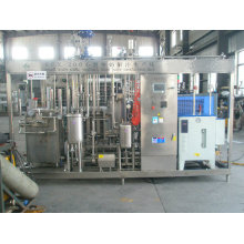 Small Milk / Yogurt Processing Line