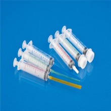 2ml 5ml 10ml 20ml Oral Jeringa con tubo dispensador (CE, ISO)