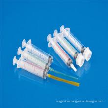 Jeringa oral médica disponible 5ml con PP del grado