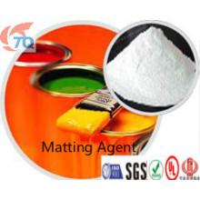 Матирующий агент для краски и матирующего агента для полиуретана