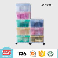 Lagerschubladenschrank Kunststoff zur Aufbewahrung von Kleinigkeiten
