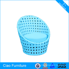 Synthetic Rattan Wicker Chair For Sale