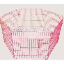 Dog kennel fence panel