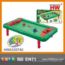Hot Selling Kid's Plastic Indoor Mini Football Soccer Table Toy