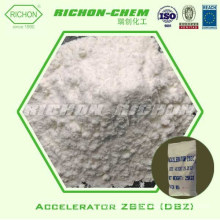 RICHON Chemical for Rubber Latex China Manufacturer C30H28N2S4Zn 14726-36-4 Rubber Accelerator ZBEC DBZ