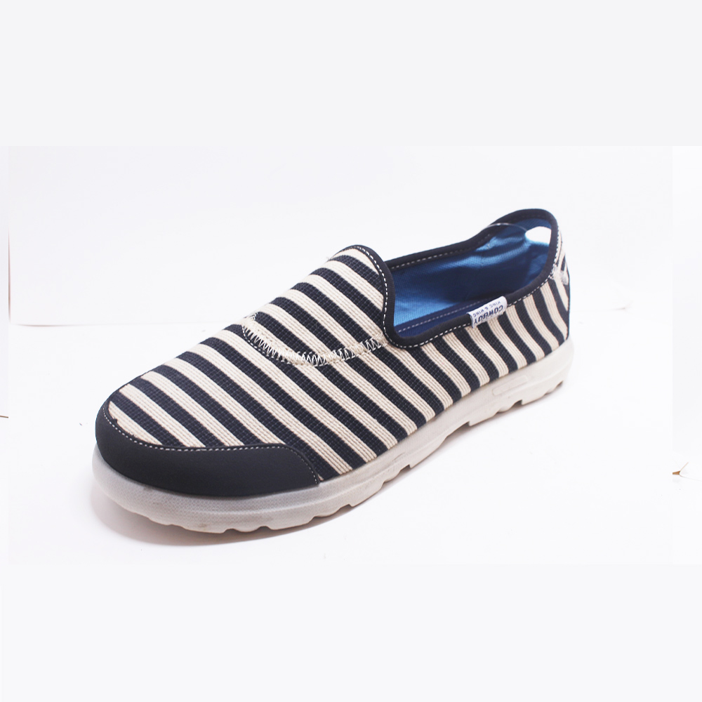 Canvas Stripe Shoes