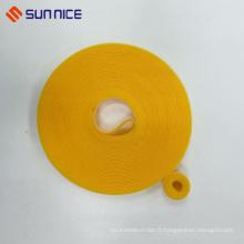 Populaire excellente qualité crochet boucle de câble wraps