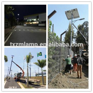 Chegou nova YANGZHOU economia de energia de energia solar luz de rua / luz solar rua lista de preços