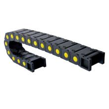 Technische Kabelschutz-Schleppkette