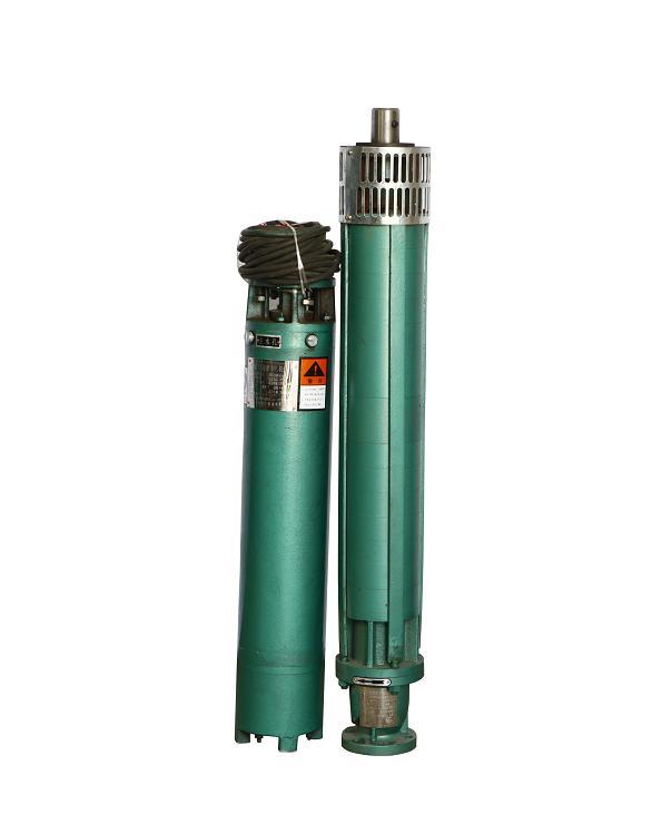 QJ Multistage Deep Well Pump