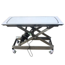 New style electric lift surgical veterinary examination table