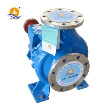 mobile diesel engine on trailer water fluid pump