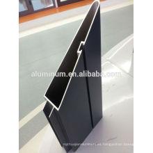 Sistema de la pared de la cortina de cristal del marco de aluminio