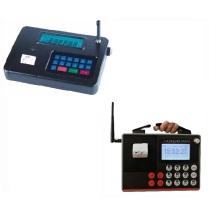 OLCD Wireless-Anzeigen mit Druckern