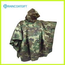 Militär Camouflage Poncho, Army Poncho Regenmantel Poncho