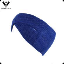 Damen-Mode Kreuz gestrickt Winter Hairband