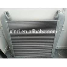 Aluminum core turbo intercooler for SCANIA intercooler 1100086 NISSENS: 96912