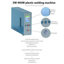 Máquina de soldadura por ultrasonidos para cinta transportadora de huevo