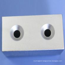 45sh Strong Permanent Neodymium Motor Magnet