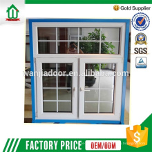 Herrajes para ventanas de inclinación y giro / ventanas de inclinación de pvc de grado superior / marca foshan wanjia