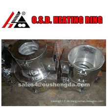Aluminiumguss-Heizung Gussaluminium-Heizring für Kunststoffextruder