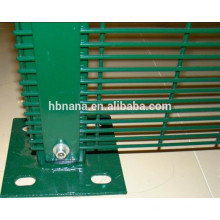Heavy duty 358 anti climb wire mesh fence / security fence 358