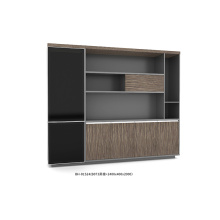 Dious Factory customized modular wooden office filing storage cabinet