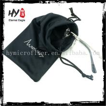 Китай поставщик ювелирных изделий мешок бархата с логосом,мягкий чехол очки ткань,ткань, сумка с ремешком