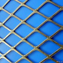 Aluminum Diamond Dhape Expanded Metal Mesh