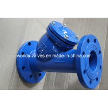 Flanged Connection Y Type Filter (GL41-10/16)