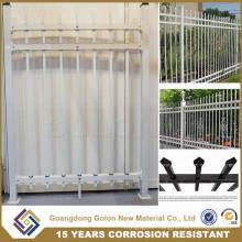 Wrought Iron Garden Fence Panel