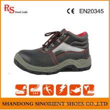 Мужская защитная обувь Промышленная защитная обувь Низкая цена RS042