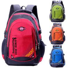 Bolsas de escuela con bolsillo de la botella (SBF0T)