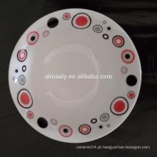 tigelas de louça de cerâmica