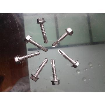 Самонарезающие винты DIN7504k