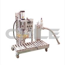 Halbautomatische Flüssigkeitsfüllmaschine