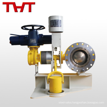 Pipeline automatic shutdown industrial safety fire equipment
