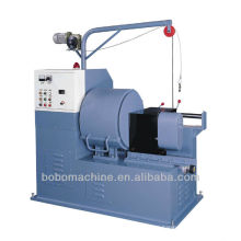 Endless outer casing tube machine