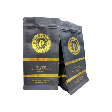 Good Seal Ability Kraft Peper Coffee Bag