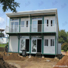 Prefab Containerized Modular Building for Housing