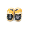 2018 Cute Cartoon Baby Walker weiche Lederschuhe