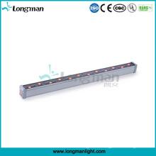 36PCS 3W RGB DMX Steuerpult LED Wall Washer für Stadium