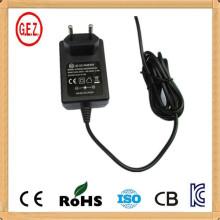 КЦ се approvaled 1.5 а 12В адаптер 8.5 в DC