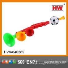 Popular Sport Games Plastic Football Horn EN71