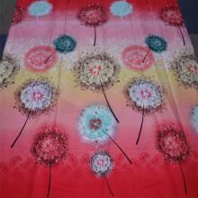 Soft Cotton Hometextile Printing Fabric 21x21 108x56