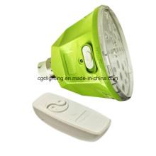 5050 LED bombilla recargable