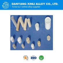 Керамическая трубка из высокочистой окиси алюминия, используемая во многих областях