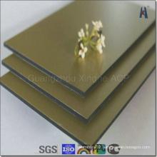 Mirror Metal Building Material Aluminum Composite Panel