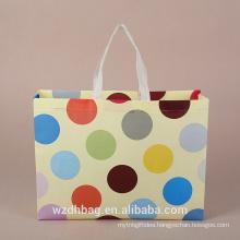 2017 New Promotional PP Non-Woven Bag ,Nonwoven Bag For Shopping ,Reusable Non Woven Bag