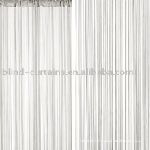 White string curtain new style